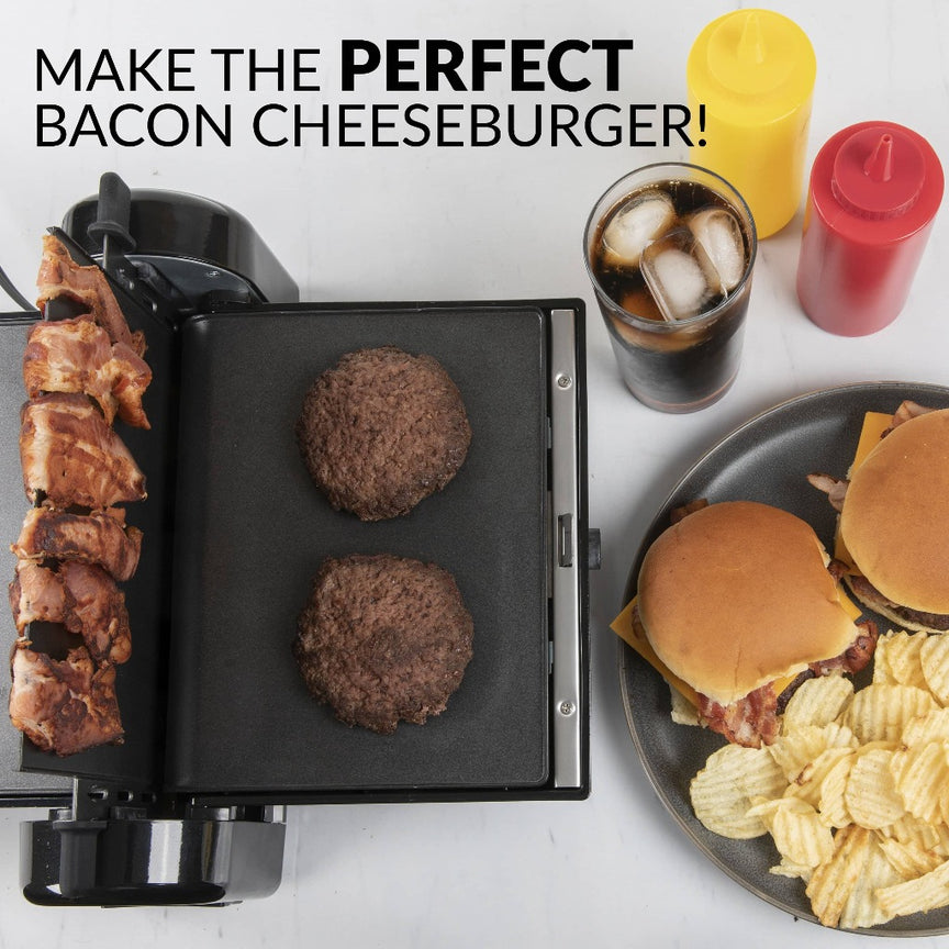HomeCraft™ Bacon Press & Griddle
