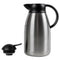 HomeCraft™ 2-Liter Stainless Steel Coffee Carafe