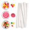 Hard & Sugar-Free Candy Cotton Candy Party Kit, 60 Candies, Floss Sugar, 24 Cones