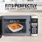 HomeCraft™ 0.7 Cu. Ft. Microwave Oven
