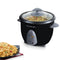 HomeCraft 6-Cup Rice Cooker & Food Steamer