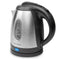 HomeCraft 1-Liter Brushed Stainless Steel Electric Water Kettle