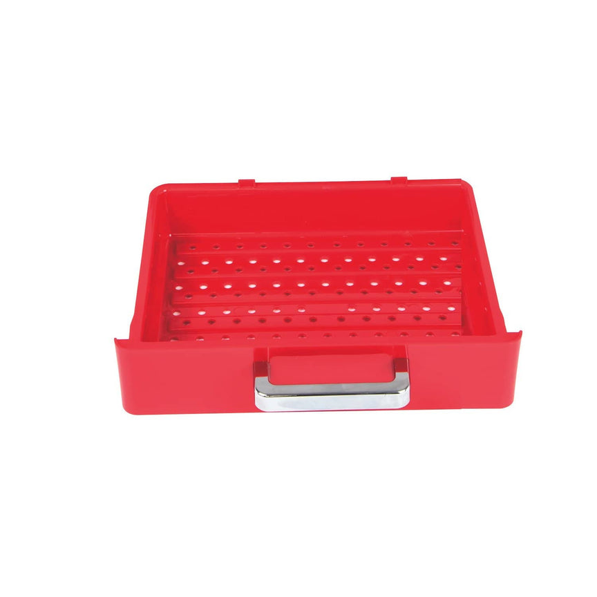 HDS248RD Hot Dog Tray