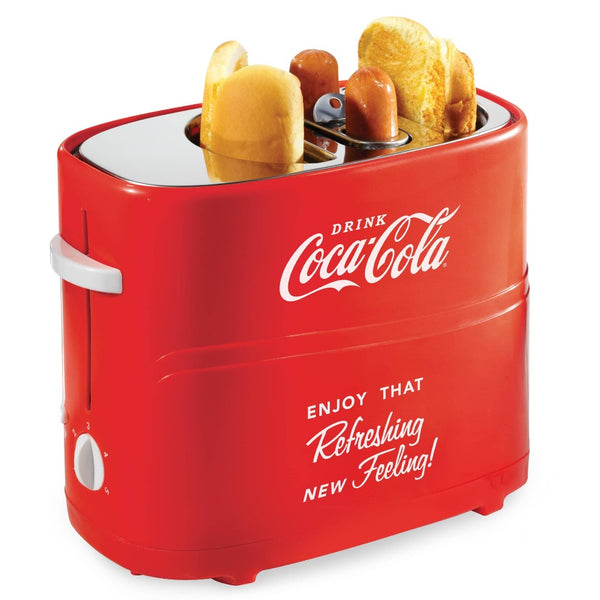 Coca-Cola® Pop-Up Hot Dog Toaster
