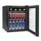 IGLOO 15-Wine Bottle or 60-Can Glass Door Beverage Center Refrigerator and Cooler