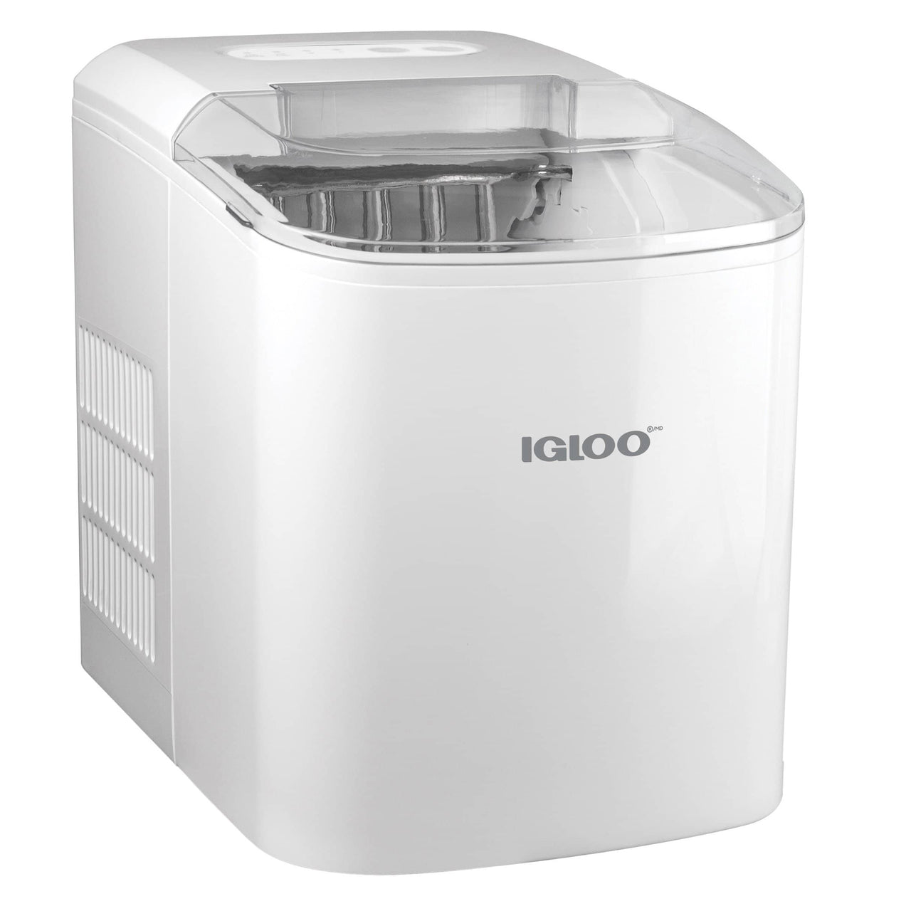IGLOO® 26-Pound Automatic Portable Countertop Ice Maker Machine - White