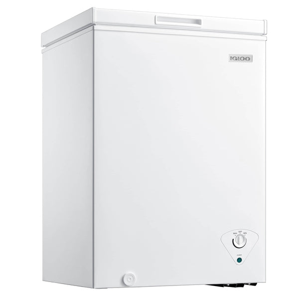 Igloo® 3.5 Cu. Ft. Chest Freezer