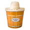 Nostalgia WICM4L 4-Quart Electric Wood Bucket Ice Cream Maker