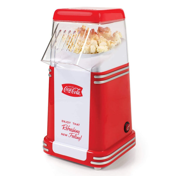 Coca-Cola® 8-Cup Hot Air Popcorn Maker