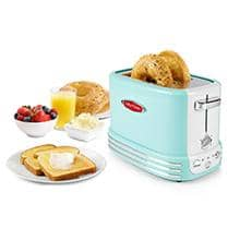 Retro 2-Slice Toaster