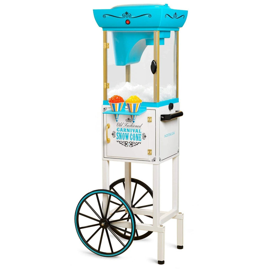 48-Inch Tall Snow Cone Cart