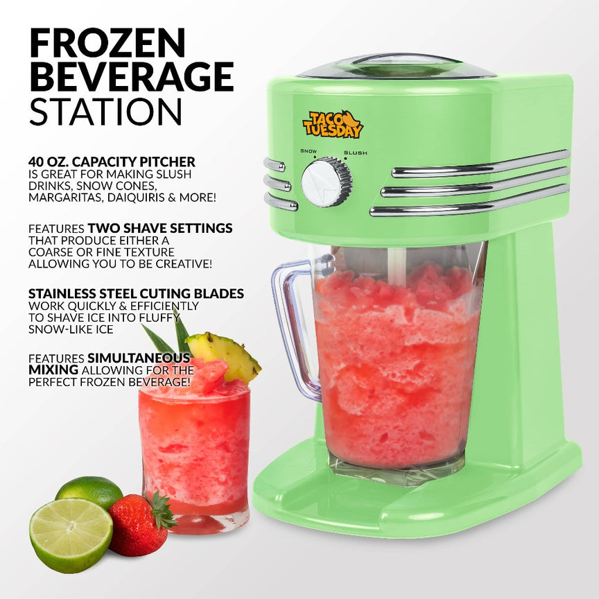 Taco Tuesday 40-Ounce Frozen Beverage Station