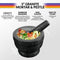 Taco Tuesday 5-Inch Granite Mortar & Pestle