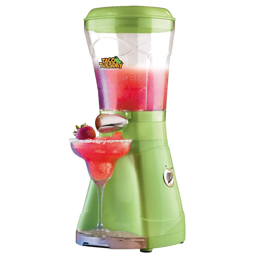 Taco Tuesday 64-Oz. Margarita & Slush Maker With Easy-Flow Spout