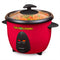 Taco Tuesday 6-Cup Mexican Rice Cooker & Food Steamer