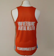 *NEW* Men's Combat Stress Men's Running Vest