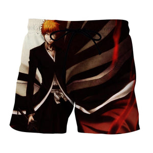 Bleach Ichigo Kurosaki Shinigami Power Anime Theme Shorts