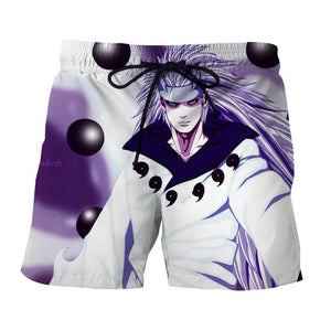 Madara Sage of Six Path Mode Villain Dope Style Shorts