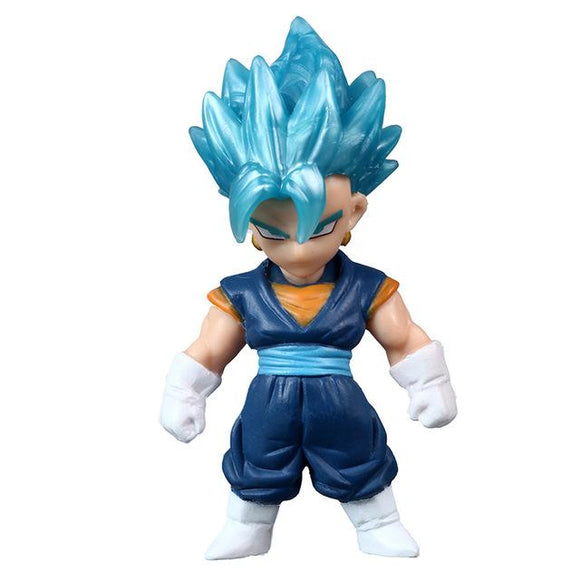 Dragon Ball Z Vegito Super Saiyan Blue Hair Action Figure