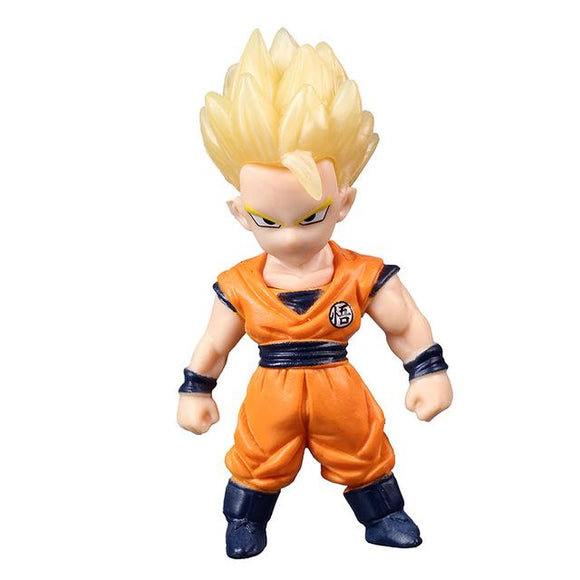 DBZ Son Goku In His Super Saiyan 2 Form Action Figure