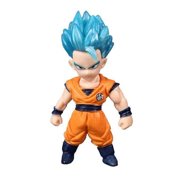 Dragon Ball Z Son Gohan Super Saiyan God Action Figure