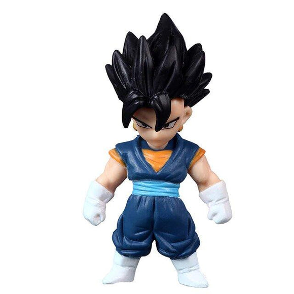 Dragon Ball Z Vegito Super Saiyan Black Hair Action Figure