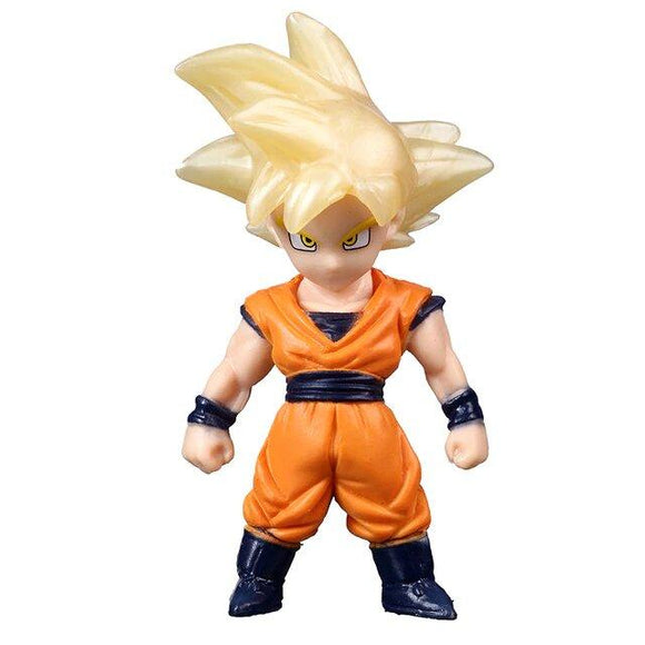 Dragon Ball Z Serious Son Goku Super Saiyan 2 Action Figure