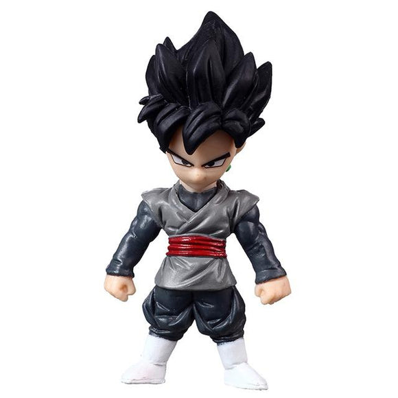 Dragon Ball Z Son Goku Black On The Rage Action Figure
