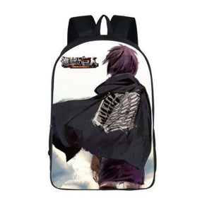 Attack on Titan Armin Scout Anime Style School Bag Backpack - Konoha Stuff