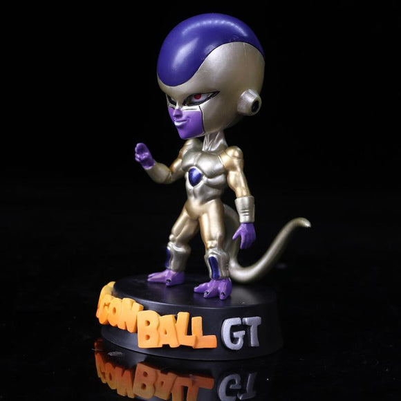 Dragon Ball GT Golden Frieza Ultimate Evolution Action Figure
