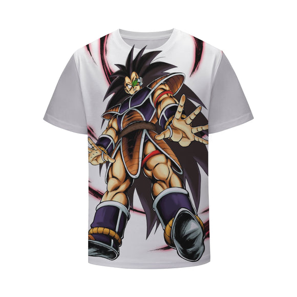 Dragon Ball Z The Well-Known Goku's Brother Raditz T-Shirt