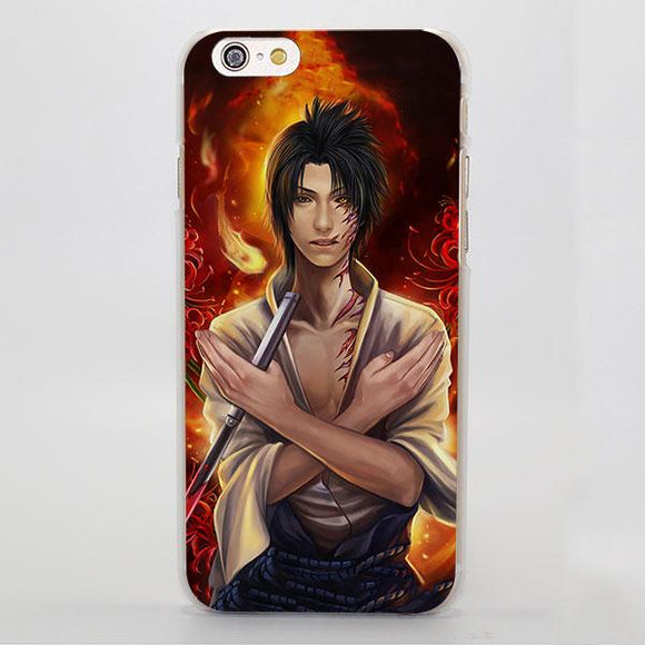 Naruto Anime Sasuke Orochimaru Mark Appealing iPhone Case
