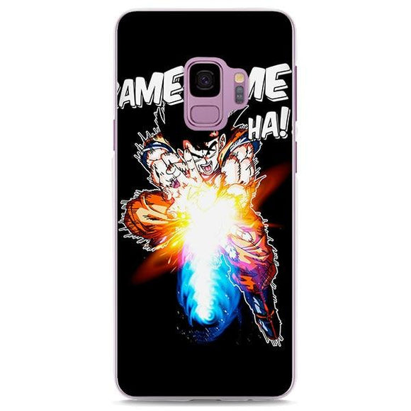 Dragon Ball Goku Kamehameha Dope Art Samsung Galaxy Note S Series Case