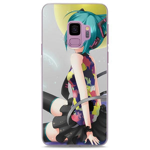 Vocaloid Hatsune Miku Tell Your World Samsung Galaxy Note S Case