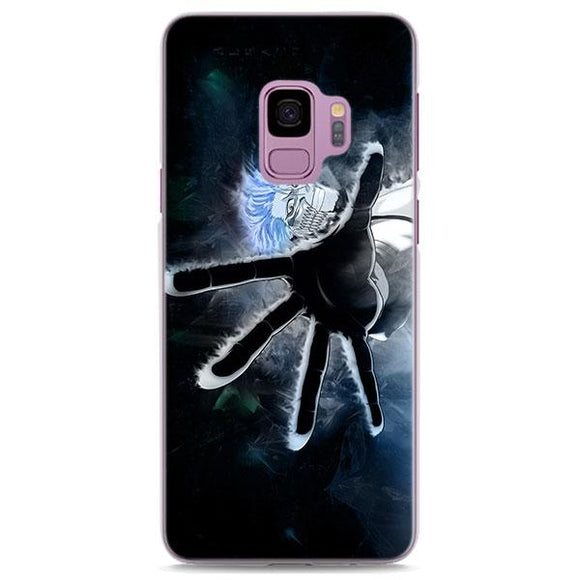 Bleach Cunning Grimmjow Black Samsung Galaxy Note S Series Case