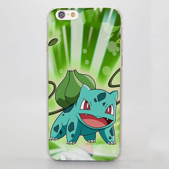Pokemon Bulbasaur Fushigidane Charming iPhone Case