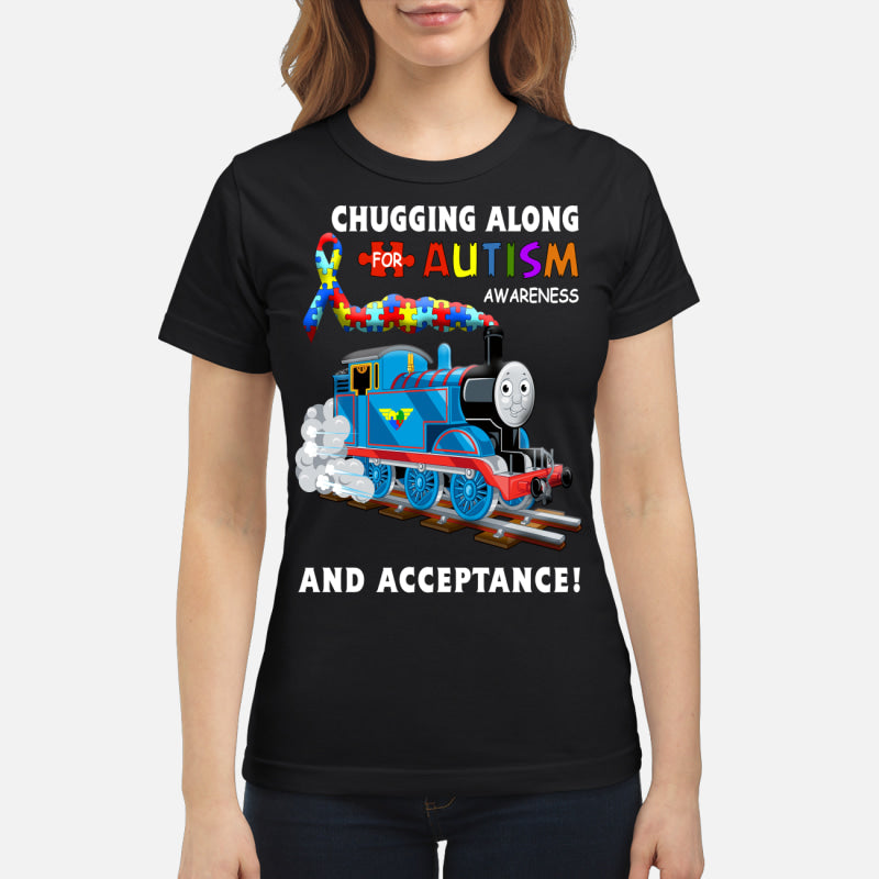 Thomas The Train Autism Awareness T-shirts - Women's T-shirt