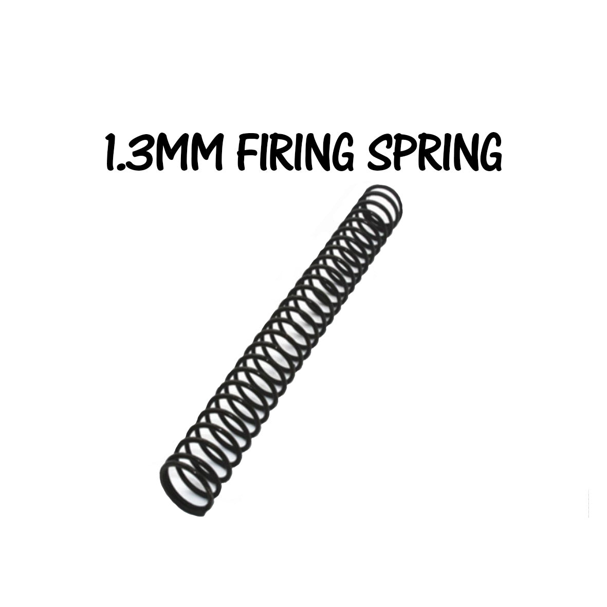1.3mm Firing Spring (Short)