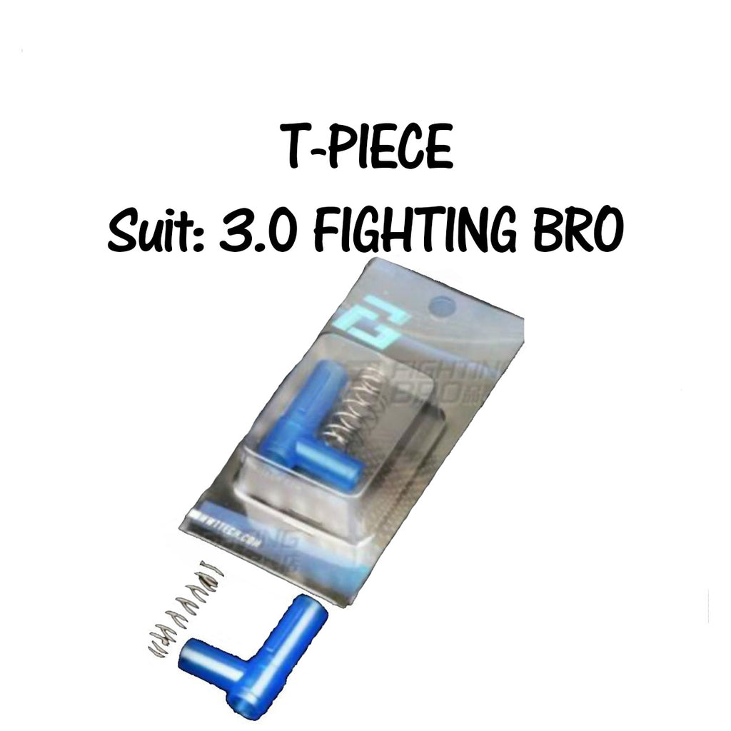 3pc Fighting Bro 3.0 gearbox Original T-piece