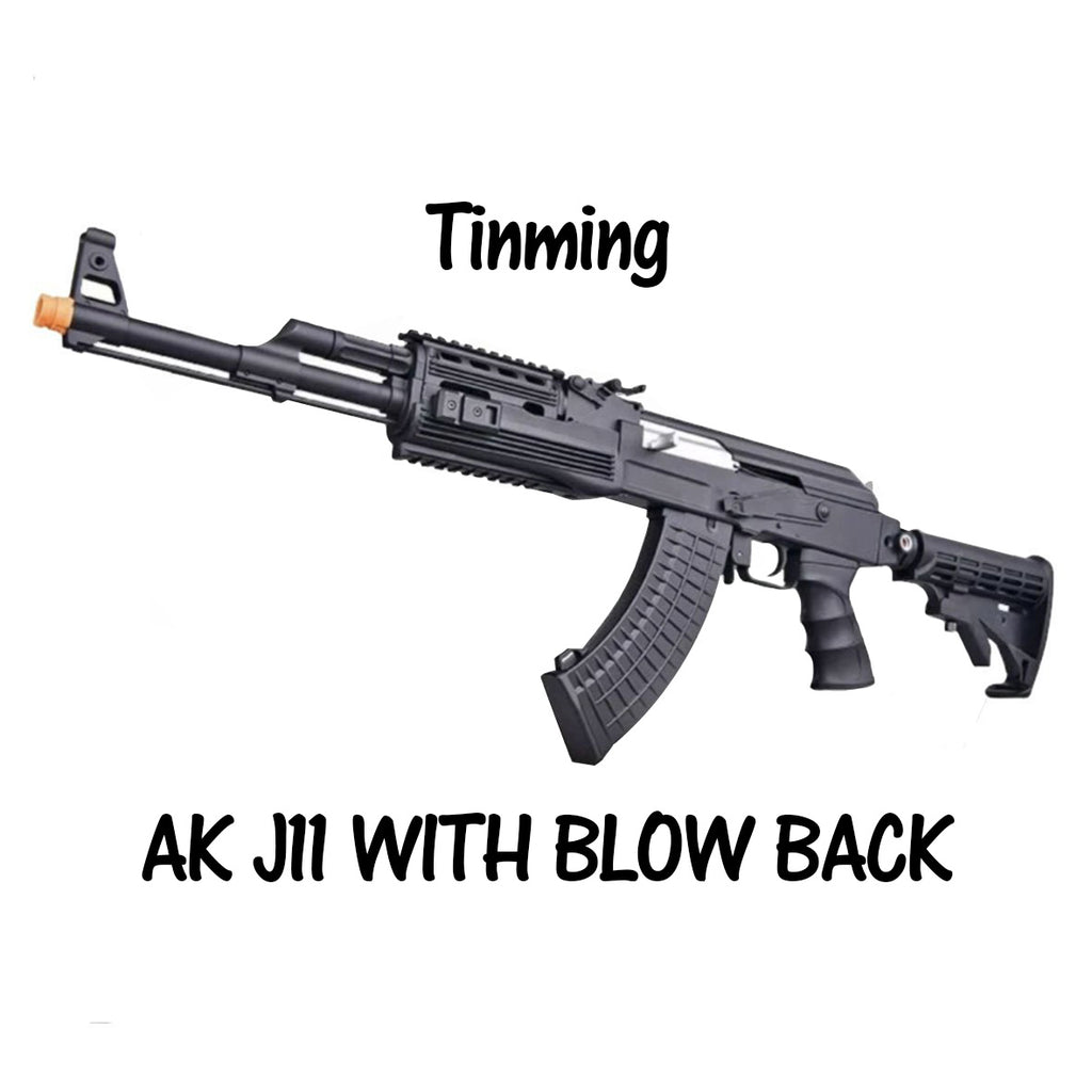 AK J11 WITH BLOW BACK