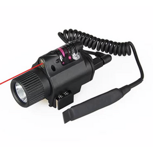 2 IN 1 Red  Laser Pointer & Flashlight