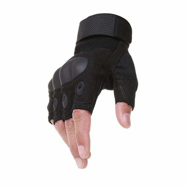 Tactical Gloves (Black)-Gloves-Jackal Gel Blaster-Jackal Gel Blaster