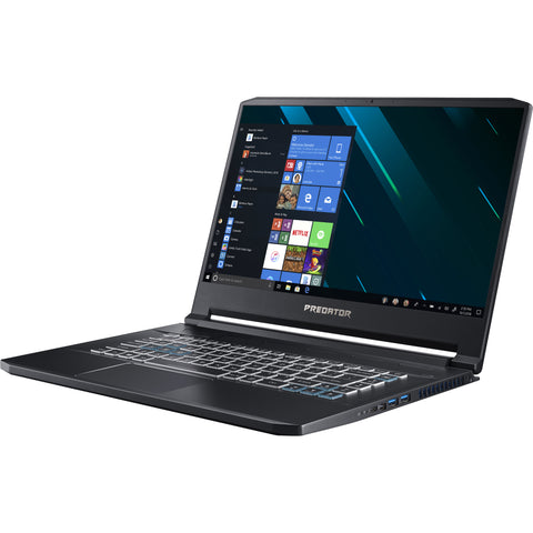 Image of Acer Predator Triton 500 15.6  Gaming Laptop Intel Core i7 16GB RAM 512GB SSD Bl
