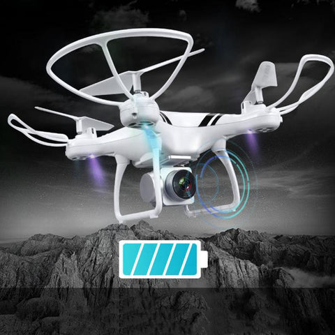 2019 KY101S 360 Degree Roll Camera Drones 6 Axis Gyro Quad rotorcraft Flight With HD Wifi FPV 20min Flying Time Altitude Hold
