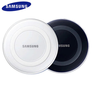 5V/2A QI Wireless Charger Charge Pad with micro usb cable For Samsung Galaxy S7 S6 EDGE S8 S9 S10 Plus for Iphone 8 X XS MAX XR