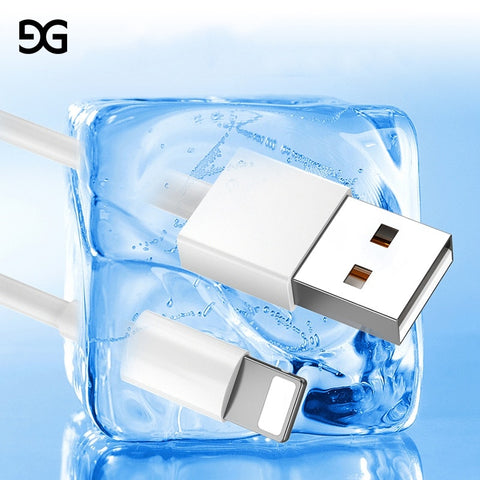 Image of Data USB Cable for iPhone Fast Charger Charging Cable For iPhone 7 8 Plus X XS Max XR 5 5S SE 6 6S Plus Charger Wire For iPad