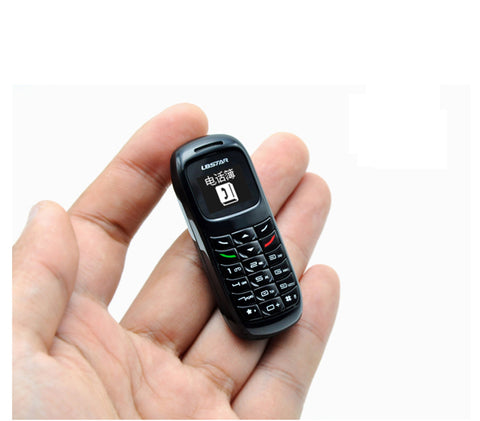 Image of GTSTAR BM70 unlocked bluetooth mini mobile phone bluetooth Dialer 0.66 inch with Hands