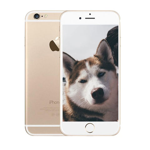 Image of Original Apple iPhone 6 1 GB de RAM 4,7 pulgadas IOS Dual Core 1,4 GHz teléfono 8,0 MP Cámara 3G WCDMA 4G LTE utiliza 64GB ROM