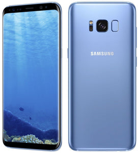 "Samsung Galaxy S8 G950F Global Version Original LTE GSM Mobile Phone Octa Core 5.8"" 12MP RAM 4GB ROM 64GB Exynos NFC"