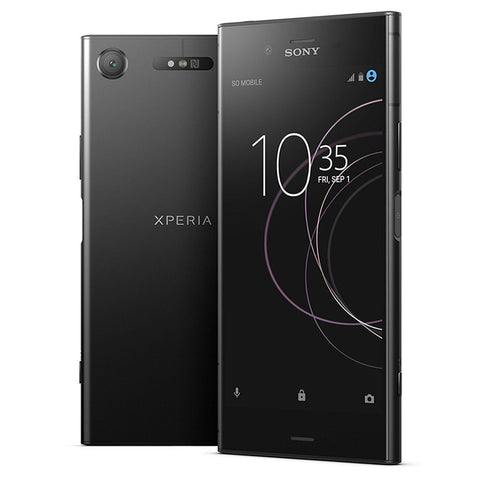 "Image of Sony Xperia XZ1 G8341 Original LTE Android Octa Core RAM 4GB ROM 64GB 5.2"" 19MP&13MP Fingerprint NFC"